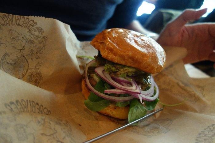 Bare Burger, Cobble Hill