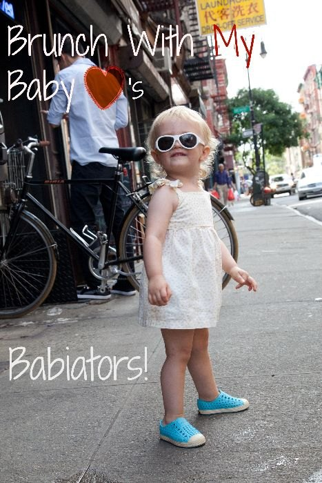 Brunch With My Baby Loves ... Aviators! GIVEAWAY at brunchwithmybaby.com