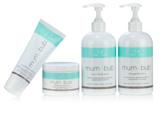 aden + anais mum + bub skin care range review and GIVEAWAY - via brunchwithmybaby.com