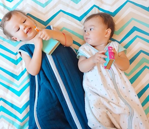 aden anais muslin sleeping bag giveaway