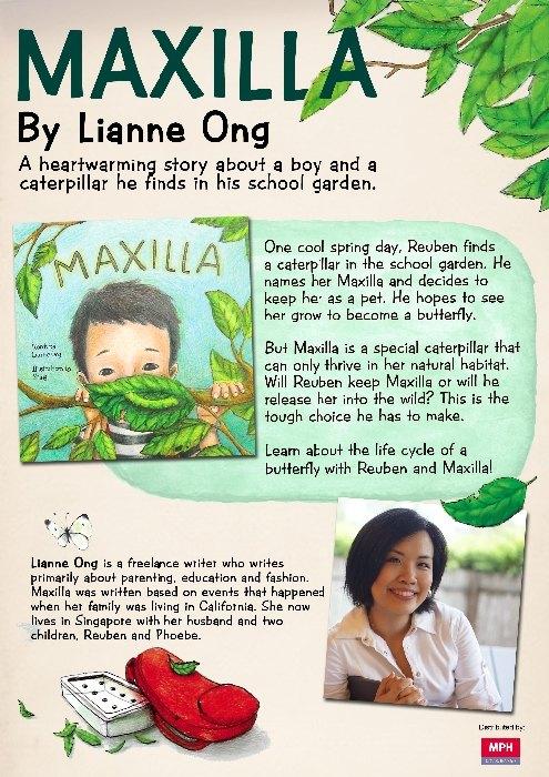 Maxilla (poster)