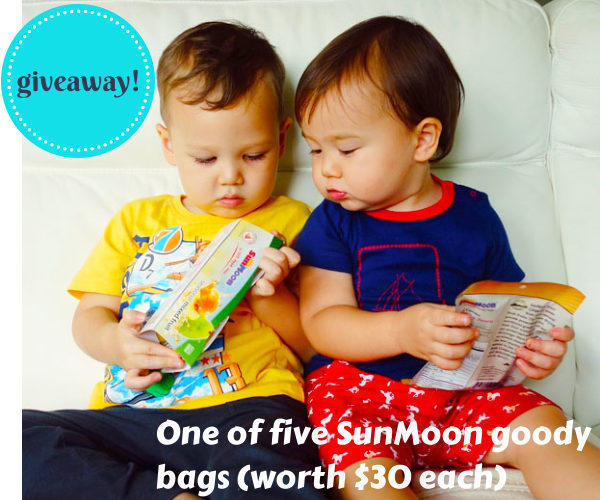 SunMoon giveaway - Brunch With My Baby Singapore