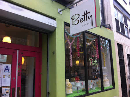 Betty's Bakery, Boerum Hill, Brooklyn.