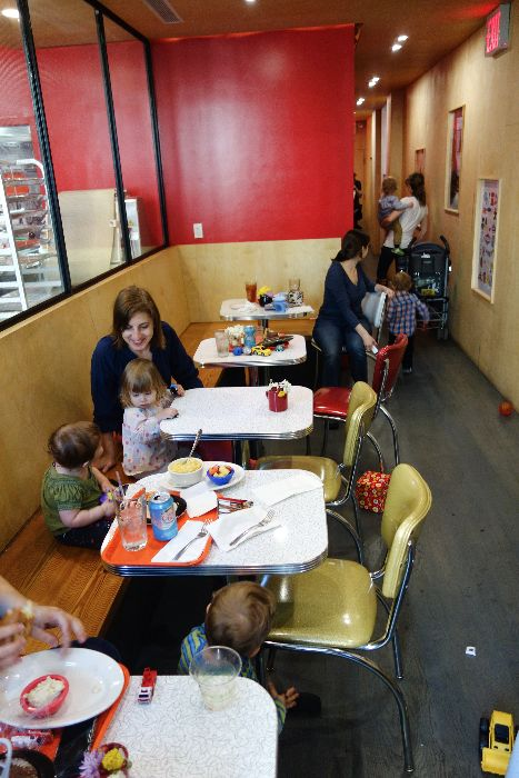 Treats Truck, Carroll Gardens, kid-friendly cafes Brooklyn.