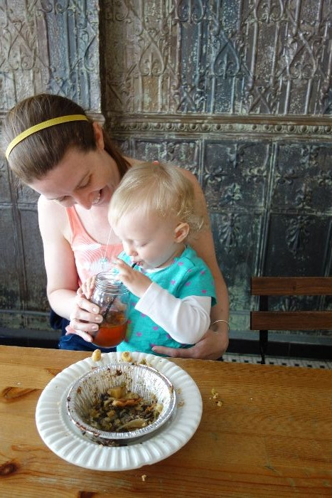 The Blue Stove, Williamsburg - kid-friendly brooklyn