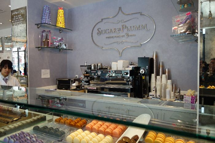 Sugar and Plumm, kid-friendly New York