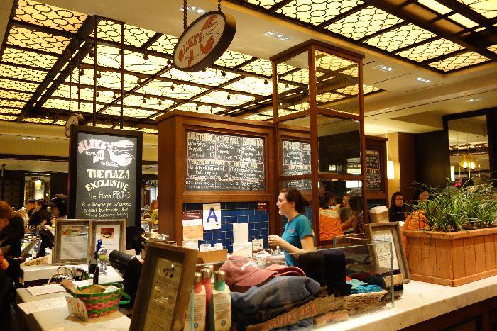 Plaza Food Court - Luke's Lobster