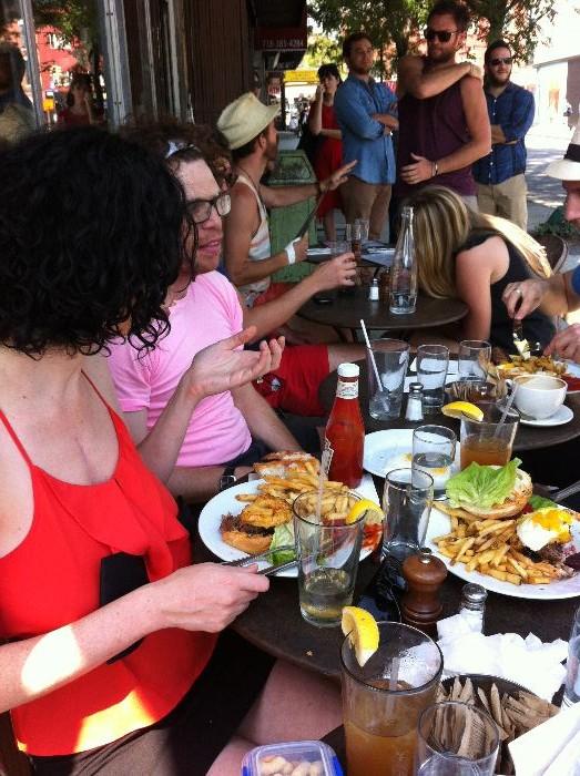 Five Leaves - kid friendly restaurants, Greenpoint
