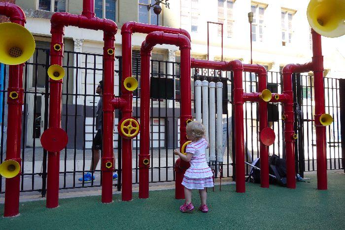 Imagination Playground, South Sea Port - via brunchwithmybaby.com