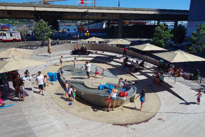 Imagination Playground, South Sea Port, via Brunchwithmybaby.com