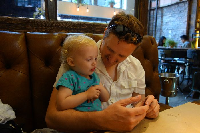 Willow Road, kid-friendly restaurants, Chelsea, New York, via brunchwithmybaby.com