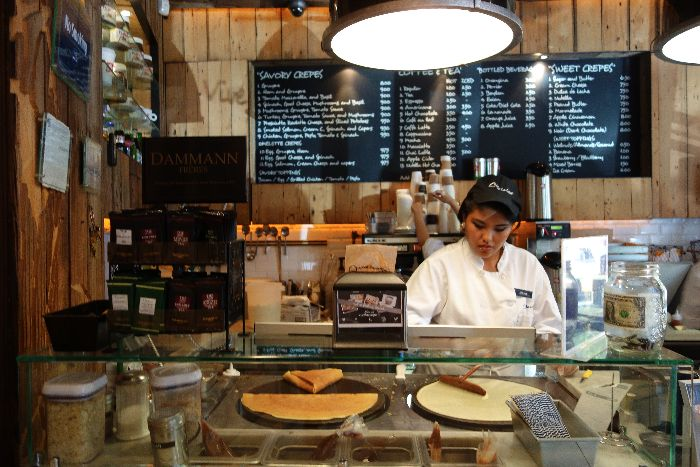 Vive La Crepe - kid-friendly cafes, SoHo, New York