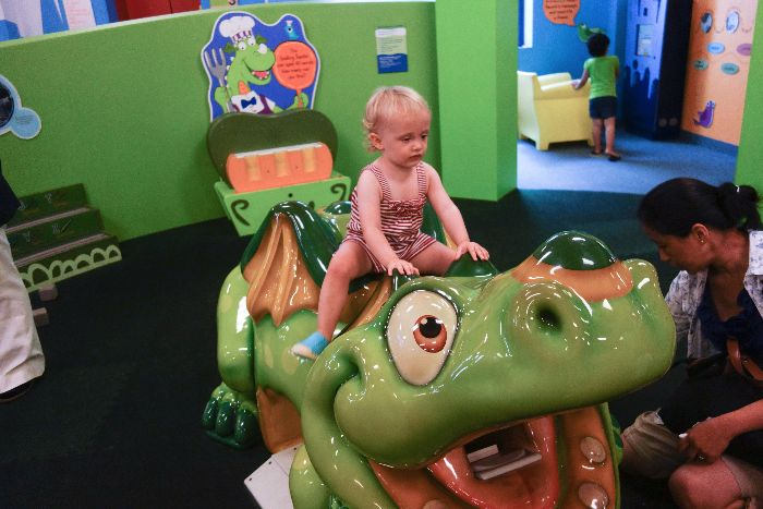 Children's Museum of Manhattan - via brunchwithmybaby.com