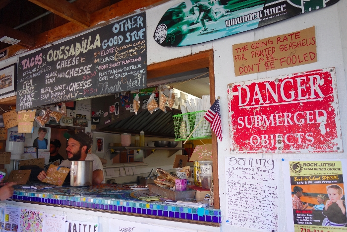 Rockaway Taco: Rockaways Day Trip Guide via brunchwithmybaby.com