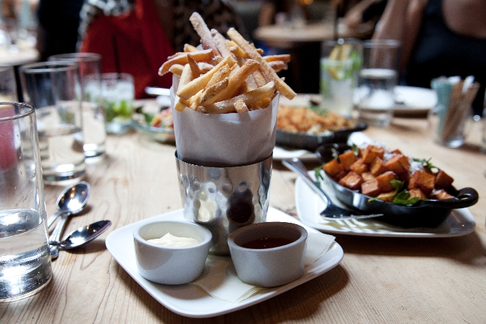 Beauty & Essex: #Kid-Friendly Restaurants, Lower East Side, #NY, via Brunchwithmybaby.com