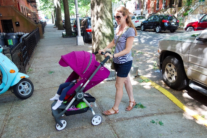 #STOKKEBABY #Scoot #stroller review and #giveaway! brunchwithmybaby.com