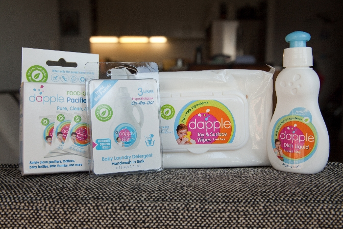 #Dapple On-The-Go kit review and #GIVEAWAY via brunchwithmybaby.com