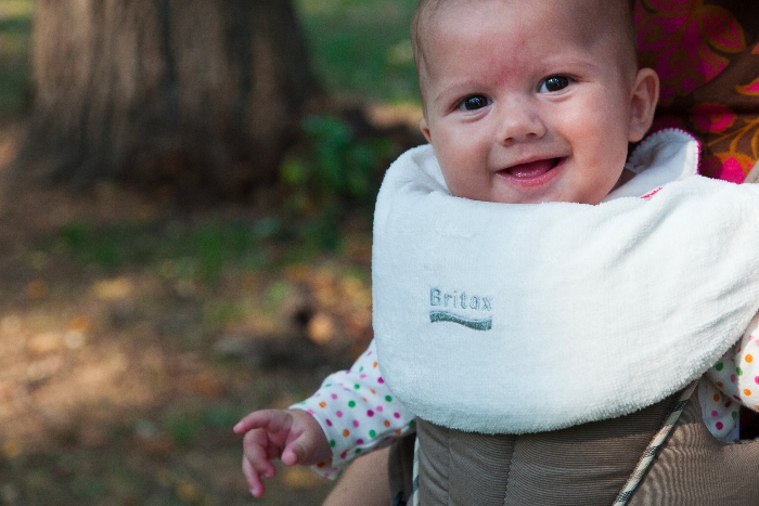 #Britax #Carrier review and #giveaway! via brunchwithmybaby.com