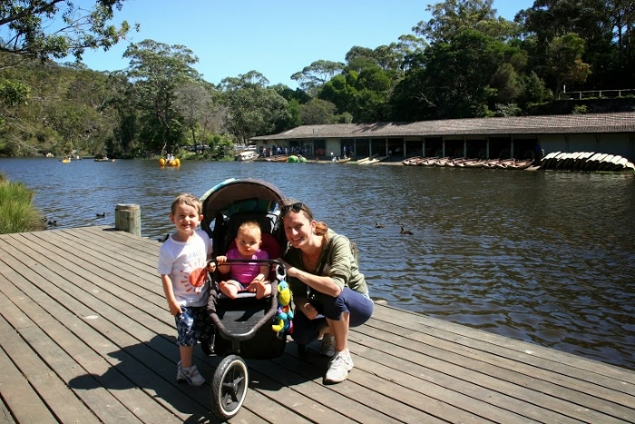 Weir Cafe - #kid-friendly #restaurants - #Audley, #Sutherland Shire via brunchwithmybaby.com