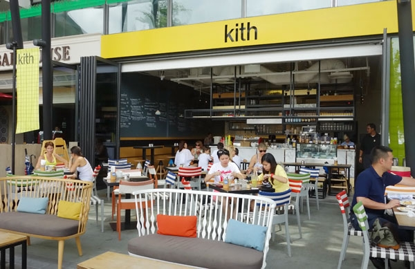 Kith Cafe Quayside Isle - Brunch With My Baby Singapore