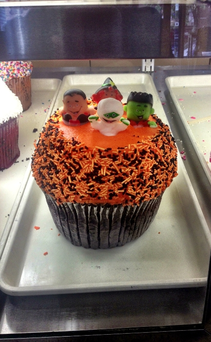 Crumbs: #Halloween #Treats in #NYC via brunchwithmybaby.com