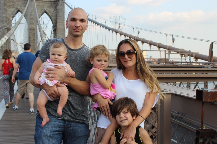 An Interview with #Brianne Manz from #strollerinthecity - brunchwithmybaby.com