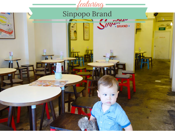 Sinpopo Brand - Brunch With My Baby Singapore
