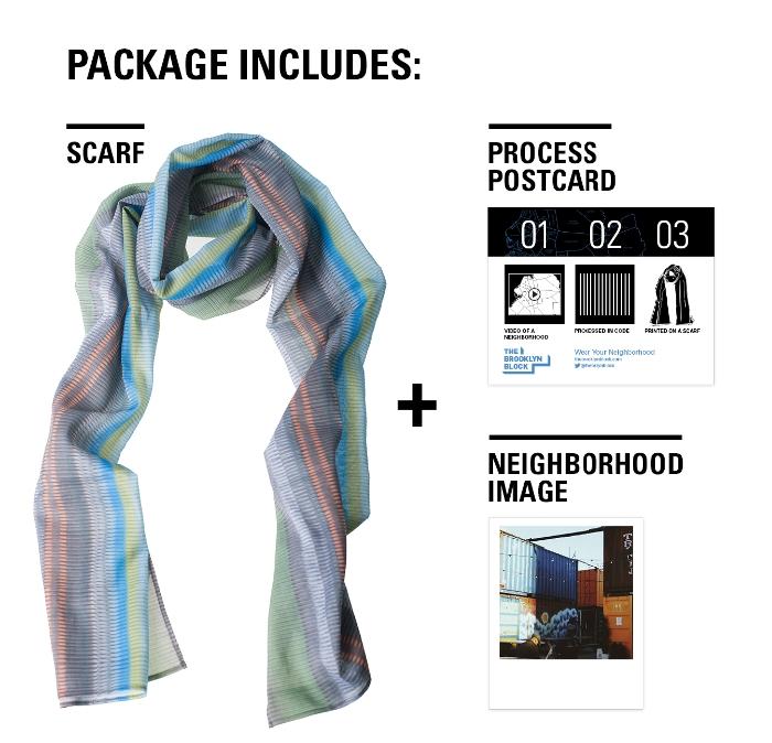 #TheBrooklynBlock scarves via brunchwithmybaby.com