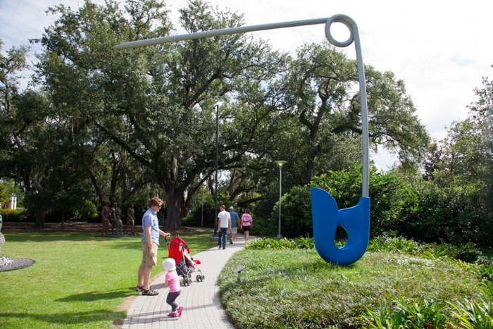Places to Play in NOLA via brunchwithmybaby.com