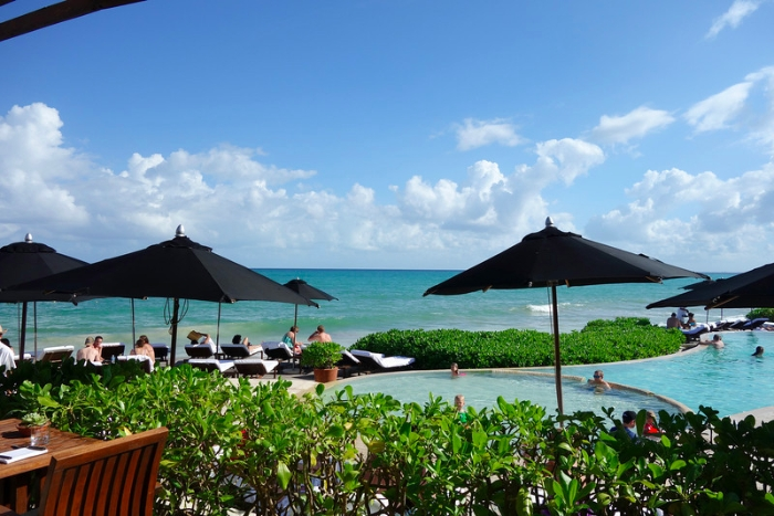 Travel Guide: #Mayakoba, #Mexico, With Kids via brunchwithmybaby.com