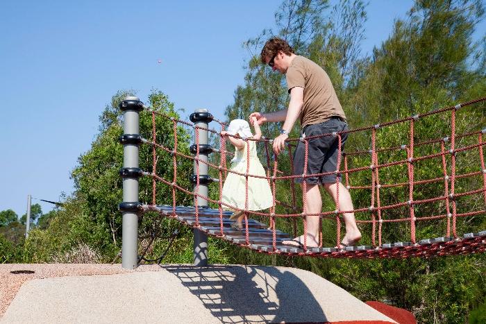 #Citypark #playground #sydney via brunchwithmybaby.com