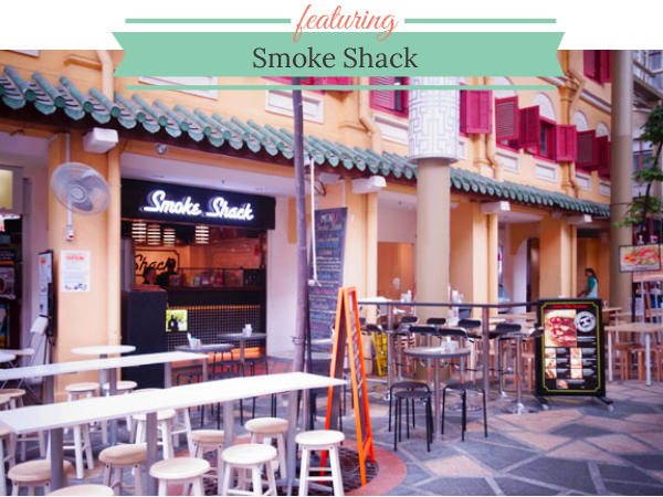 Smoke Shack - Brunch With My Baby Sngapore