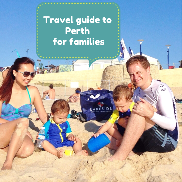 Travel guide to Perth for families