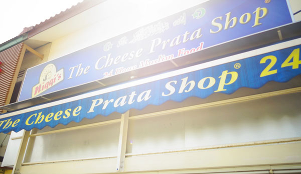 The Cheese Prata Shop - Brunch With My Baby Singapore