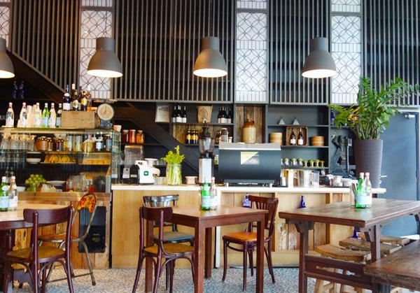The Living Cafe - Kid-Friendly Cafes, Bukit Timah, Singapore