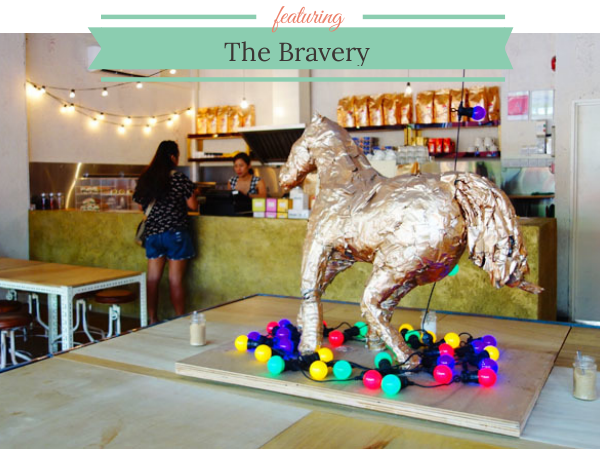 The Bravery - Brunch With My Baby Singapore