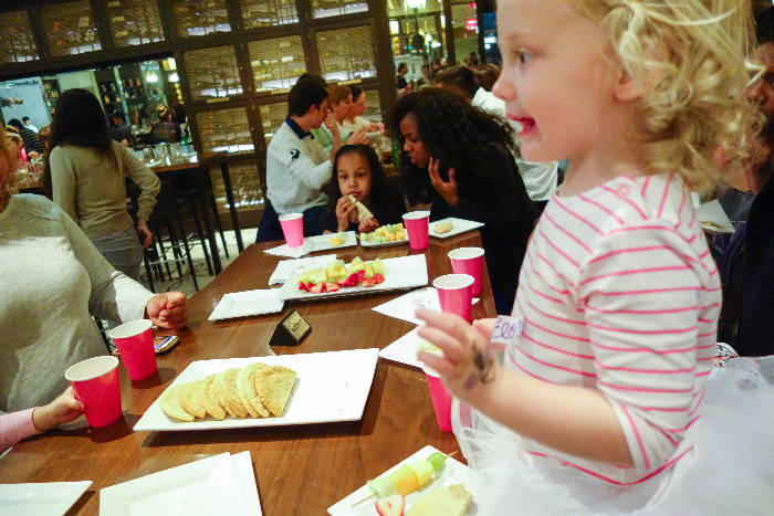 #Eloise At The #Plaza Ballet Event #NYC #plazahotel via brunchwithmybaby.com