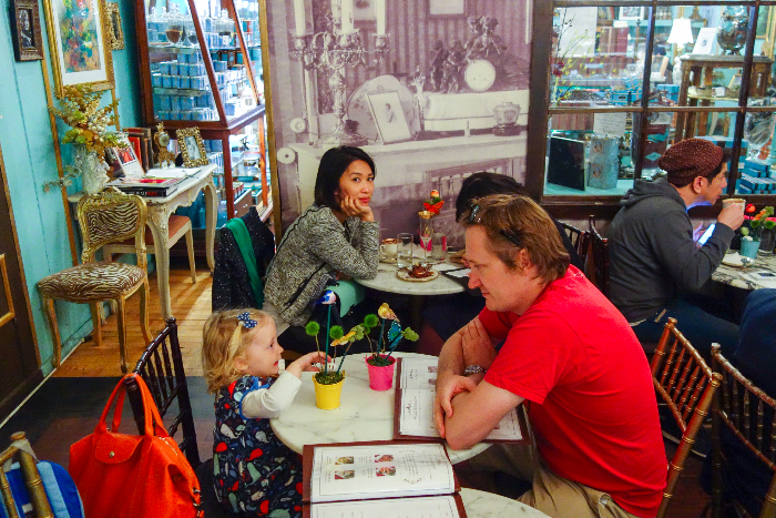 Mariebelle: #kidfriendly #chocolate #cafe and #teaparlor #soho #nyc via brunchwithmybaby.com