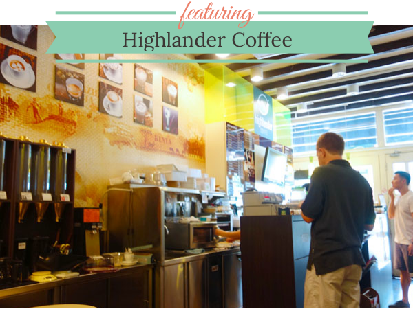 Highlander Coffee