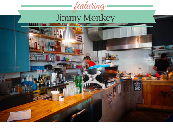Jimmy Monkey: Kid-Friendly Cafes, Buona Vista, Singapore