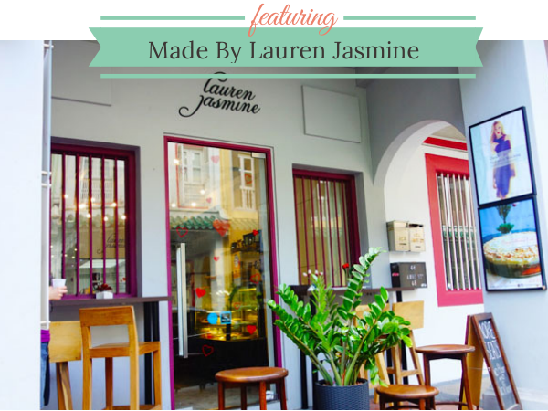 Lauren Jasmine - Kid-Friendly Cafes, Telok Ayer, Singapore
