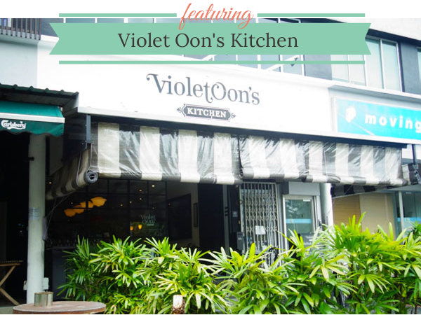 Violet Oon - Kid Friendly Restaurants, Bukit Timah Singapore
