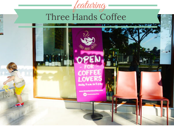 THREE HANDS COFFEE - Kid-Friendly Cafes, Bukit Timah, Singapore, Brunch with my Baby