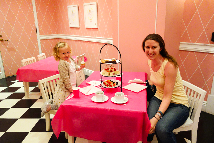 #Eloise Rawther Fancy High Tea at the #Plaza via brunchwithmybaby.com