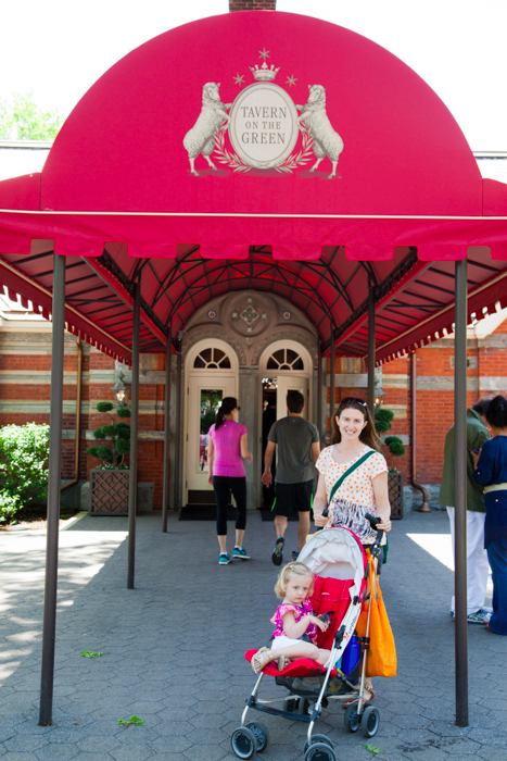 Tavern On The Green: #kidfriendly #restaurants #NYC via brunchwithmybaby.com