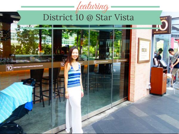 District 10 @ Star Vista