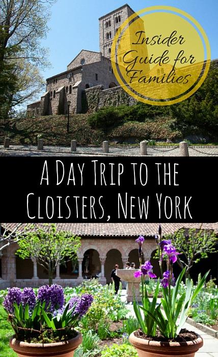 Day trip to the Cloisters #newyork with kids via christineknight.me