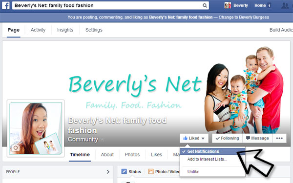 Facebook - Beverly's Net
