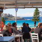Brekkie On The Beach: Lamrock Cafe, Bondi Beach