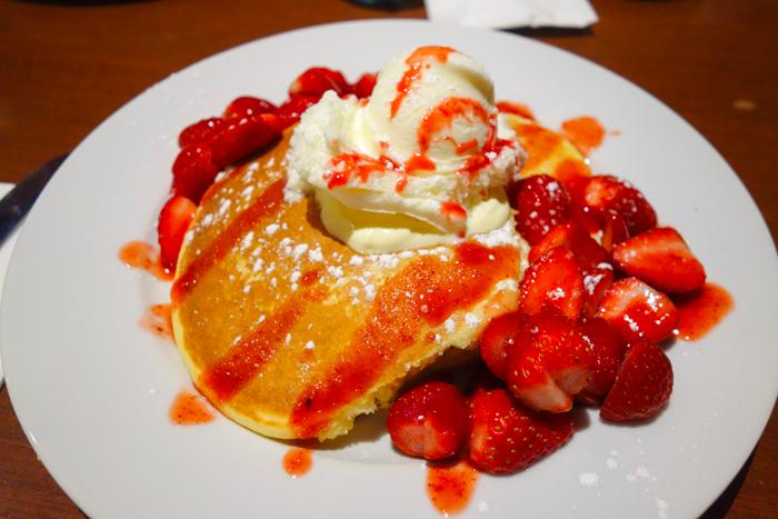 Pancakes on the rocks kid friendly darling harbour for Australian cuisine sydney